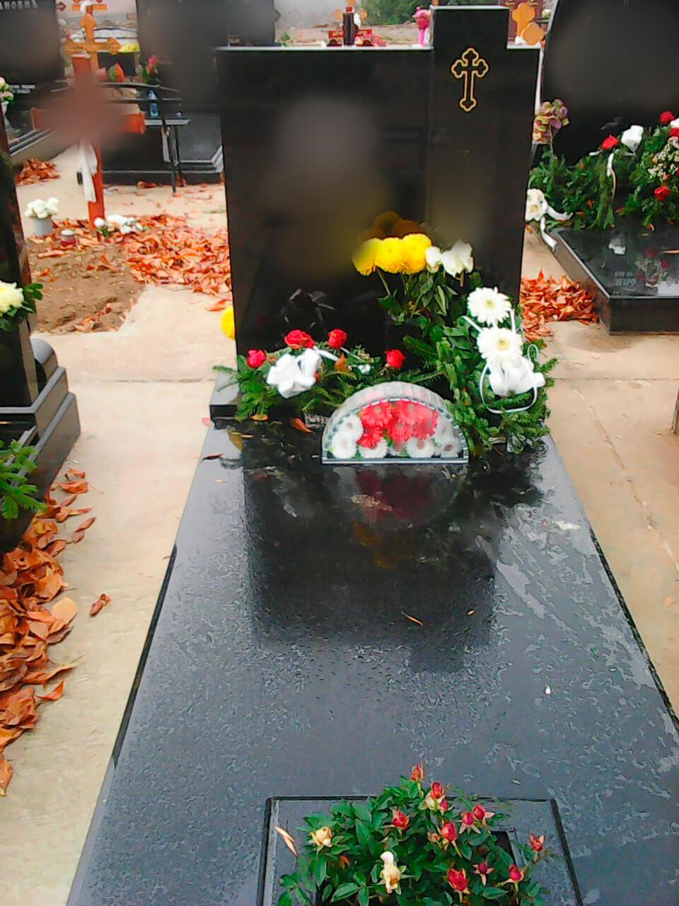 Fotografisanje na groblju